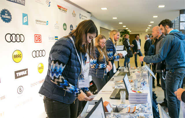 Wintersport Summit 2017 mdspatec tegernsee medientechnik